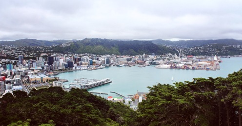 Views of Wellington